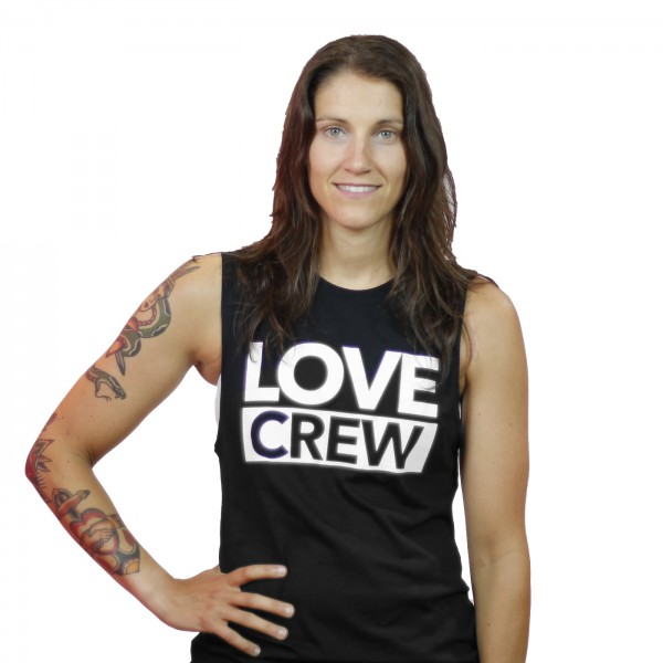 Tank Top Love Crew Black